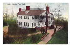 New York City postcard Manhattan, Jumel Mansion, Revolutionary War Museum
