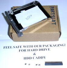 DELL Latitude D510 D520 D530 Hard drive Caddy +IDE Kit