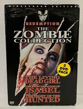 Redemption Films - The Zombie Collection (DVD, 3 Disc, Region 1/A NTSC)