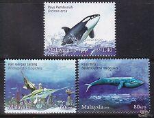 [SS] Malaysia 2015 Endangered Marine Life STAMP SET