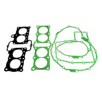 Cylinder Complete Gasket Engine Cover Kit For Honda CBR400 NC23 CB400 NC31 92-98