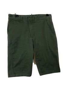 Mossimo Khaki Men's Casual Walk Shorts Size 28 Excellent Condition