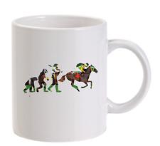 Evolution of equitazione PERSONALIZZATO Boccale BUFFO equestre da uomo da RIDER