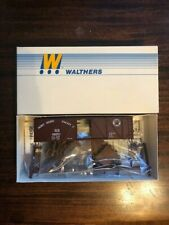 HO TRAIN WALTHERS 40' SS WOOD BOXCAR w WOOD ENDS KIT NORTHERN PACIFIC ~ NEW!