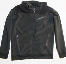 New Hurley Mens Phantom Protect Sphere Therma-Fit Full zip Fleece Hoodie Medium