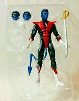 Marvel Legends X-MEN NIGHTCRAWLER 6in Figure X-Force LOOSE No BAF Pc