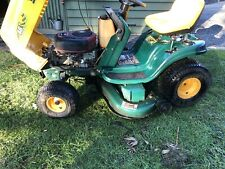 used ride on lawn mowers
