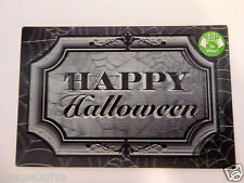 """HALLOWEEN 3D LENTICULAR 4"""" X 6"""" TABLETOP PICTURE EASEL FREE USA SHIP NEW MAN"""