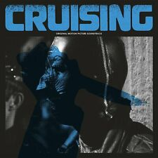 "CRUISING ""soundtrack"" (3xLP) (180 gram colored vinyl) (Waxwork) (w/ Germs songs)"