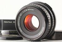 【N MINT+++ w/ Hood】 Pentax 67 SMC 90mm f/2.8 LATE MF Lens For 6x7 67 67II JAPAN