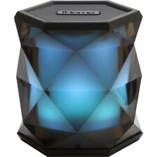 iHome IBT68 Color Changing Rechargeable Wireless Speaker & Speakerphone
