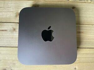 Apple Mac Mini, 2018, 3.2GHz Intel Core i7, 32GB RAM, 1TB SSD, 10Gbps LAN