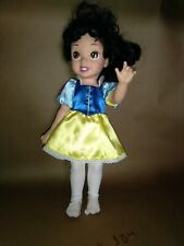 Disney  2002Snow White Doll Princess Playmates.