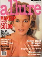 Cindy Crawford Allure October 1992 Michel Comte 061319DBE