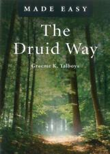 The Druid Way Made Easy by Graeme K. Talboys | Paperback Book | 9781846945458 |