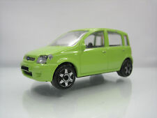 Diecast Bburago Fiat Panda 1/43 Mint Green Good Condition