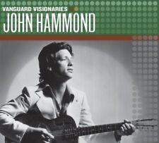 New: JOHN HAMMOND - Vanguard Visionaries /Best of Collection CD