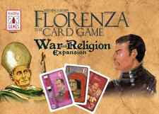 Florenza: The Card Game - War & Religion Expansion