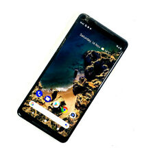 Google Pixel 2 XL 64GB Nero/Bianco Sbloccato Senza SIM rotto Screen Works 397