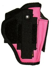 Pink Pistol Belt Holster fits Sccy CPX-1 9mm 380 CPX-2 .380 9 mm OWB USA