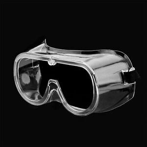 Full Sealed Safety Goggles Eye Shield Protective Glasses Anti Splash Water