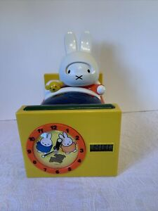 Miffy Nijntje Sleep Trainer Bedside Alarm And Nightlight Rare Collectables