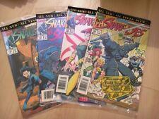 G.I. JOE #136,137,138,139 Snake Eyes & Ninja Force 1-4 NEWSSTAND BAGGED