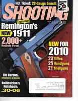 Shooting Times Gun Reviews June 2010 Remington's New 1911, Kit Carson