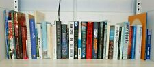 Job Lot Author Signed Books Fiction & Non Fiction WH292