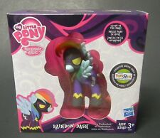 My Little Pony Habro SDCC Exclusive Rainbow Dash Shadowbolt New