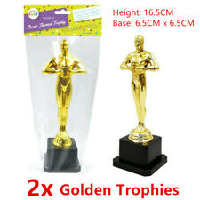 12x Small Novelty Premium Oscar Movie Trophy Size16.5cm