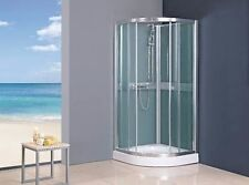 Shower Screen Fully Closed 900x900x2030 NATIONAL DELVIERY (Model: 1090S)