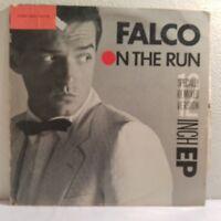 "Falco – On The Run (Auf Der Flucht) (Vinyl 12"", Maxi 33 Tours)"