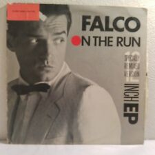 "Falco ‎– On The Run (Auf Der Flucht) (Vinyl 12"", Maxi 33 Tours)"