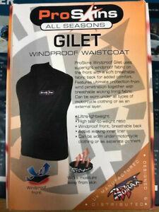 MOTRAX | PRO SKINS All Season Windproof Gilet M & XL