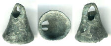 Scarce authentic ancient bronze Celtic Bell Money (7th-5th c. Bc), Europe - 1