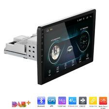 "Single Din 10.1"" Android 9.1 Car Stereo Radio Quad-core 2Gb+16Gb Gps Wifi Player"