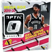 2019-20 Panini Donruss Optic NBA Basketball Mega Box Zion? Ja? Lebron? Luka?