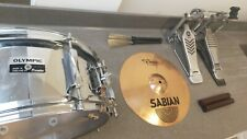 """Vintage Premier Olympic 1005 14"""" Snare Drum 