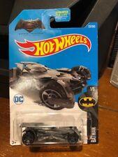 2017 Hot Wheels Batman v Superman Batmobile #237
