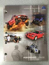 Mopar Performance Parts Catalog