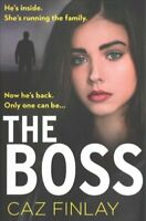 The Boss by Caz Finlay 9780008340681 | Brand New | Free UK Shipping