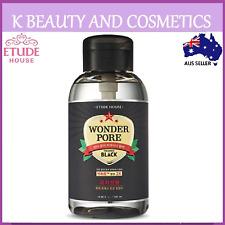 [Etude House] Wonder Pore Freshner Black 500ml Oily Skin 2X Pore Care