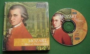 Mozart Musical Masterpieces Classic Composers No 3 Book & CD