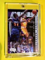 Kobe Bryant IONIX BASKETBALL UPPER DECK HOT 1999 THICK Lakers Card #25 - Mint!
