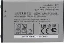 LGIP-400N Battery LG Genesis US760 Optimus One P500 MS690 GT540 P509 US670 VM670