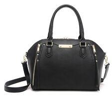 Aitbags Women's Leather Tote Handbag Satchel Large Purse Crossbody Shoulder Bag