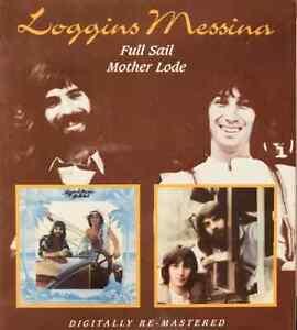Loggins & Messina - Full Sail/Mother Lode