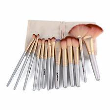 Vander Champagne 32pcs Professional Cosmetic Eyebrow Shadow Makeup Brush Set
