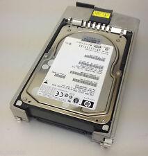 "HP BD1468856B 10K.7 146GB FW HPB0 3.5"" MAT3147NC di Hard Disk SCSI Caddy"